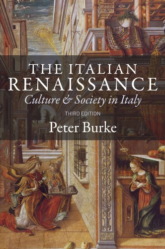 The Italian Renaissance: Culture and Society in Italy from Polity Press
