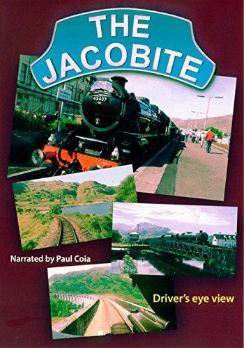 The Jacobite - Fort William to Mallaig from Video 125