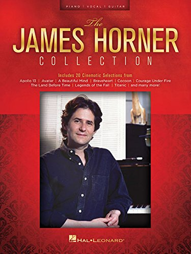 The James Horner Collection from Hal Leonard