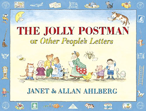 The Jolly Postman from Puffin