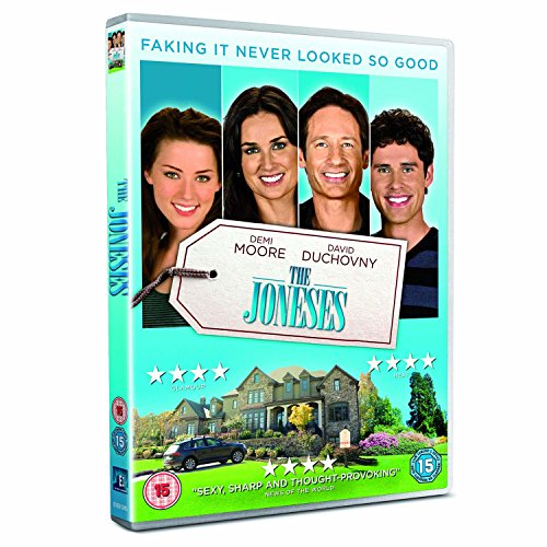 The Joneses [DVD] from ENTERTAINMENT ONE
