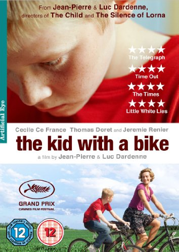 The Kid With A Bike [DVD] from Artificial Eye