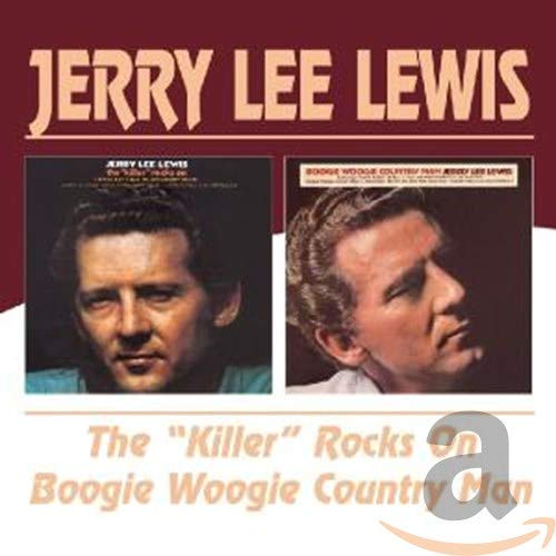 The Killer Rocks On / Boogie Woogie Country Man from BGO