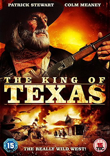 The King of Texas [DVD] from Spirit Entertainment Limited