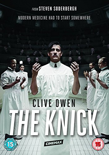 The Knick [DVD] [2014] from Warner Home Video