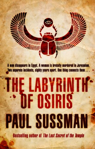 The Labyrinth of Osiris from Bantam