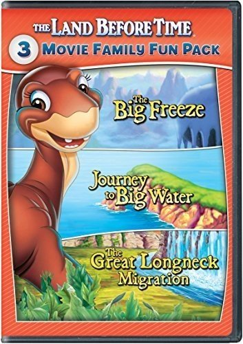 The Land Before Time VIII-X: 3-Movie Family Fun Pack [Region 1] from Universal Studios