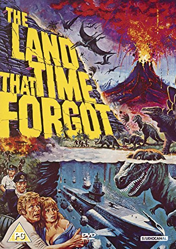 The Land That Time Forgot [DVD] [1975] from Studiocanal