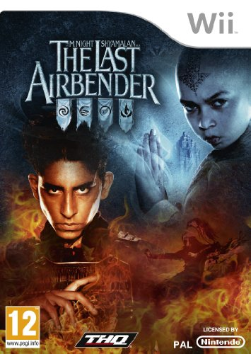 The Last Airbender (Nintendo Wii) from THQ