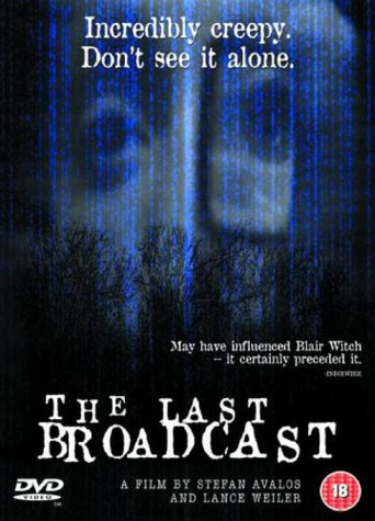 The Last Broadcast [DVD] [2000] from Metrodome