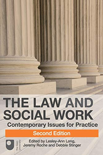 The Law and Social Work: Contemporary Issues for Practice (Open University Course: the Law and Social Work in England and Wales) from Palgrave