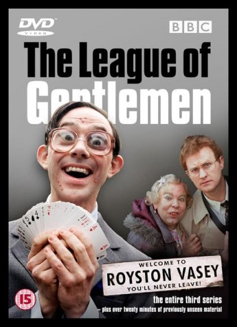 The League Of Gentlemen - Series 3 (2002) [DVD] from 2 Entertain Video