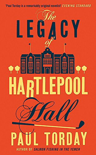 The Legacy of Hartlepool Hall from W&N