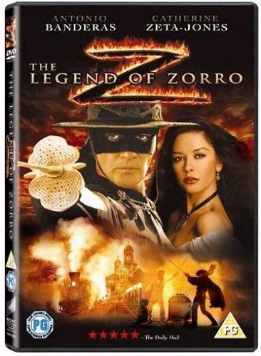 The Legend Of Zorro [DVD] [2005] [2011] from Sony Pictures Home Entertainment