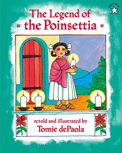The Legend of the Poinsettia from Puffin Books