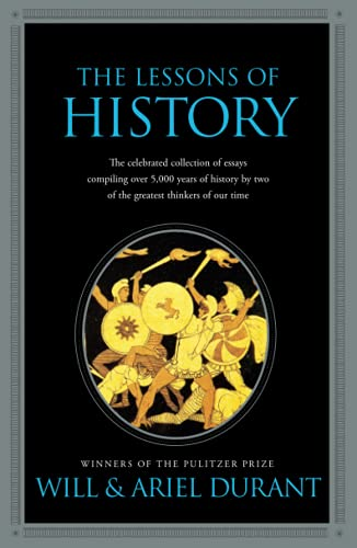 Lessons of History from Simon & Schuster