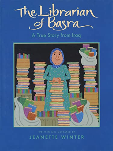 The Librarian of Basra: A True Story from Iraq from Non Basic Stock Line