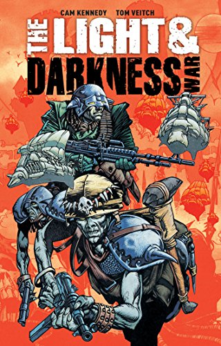 The Light & Darkness War from Titan Comics