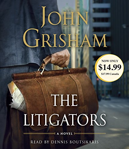The Litigators from Random House Audio Publishing Group