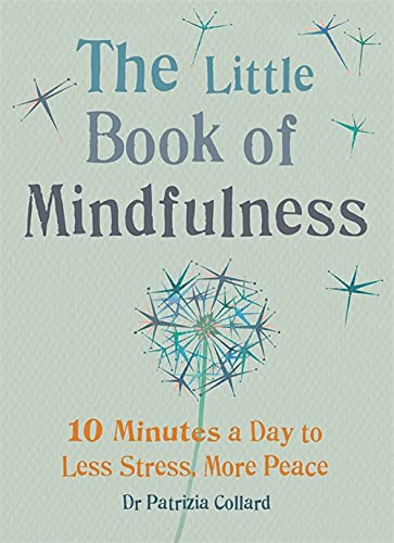 The Little Book of Mindfulness: 10 minutes a day to less stress, more peace (MBS Little book of...) from Gaia
