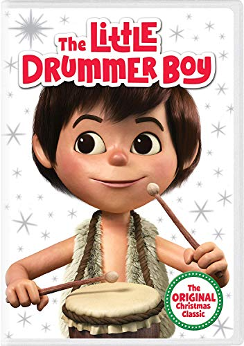 The Little Drummer Boy from Universal Studios