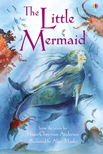 The Little Mermaid (3.1 Young Reading Series One (Red)) from Usborne Publishing Ltd
