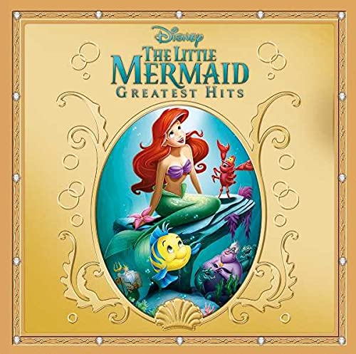 The Little Mermaid Greatest Hits from UNIVERSAL