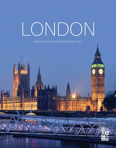 The London Book: Highlights Of A Fascinating City from Monaco Books