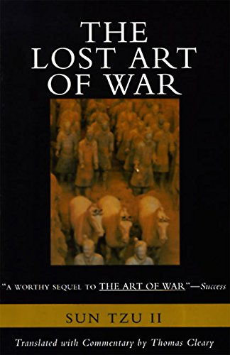 Lost Art of War, The: Recently Discovered Companion to the Bestselling the Art of War, the from HarperOne