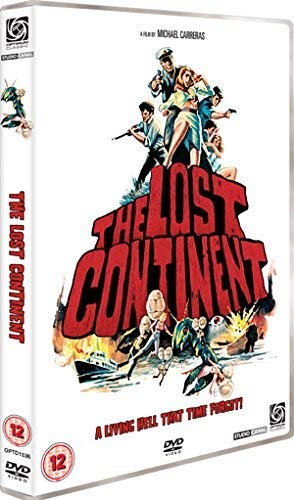The Lost Continent [DVD] [1968] from Studiocanal