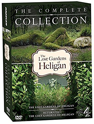 The Lost Gardens of Heligan -The Complete Collection [DVD] from Spirit Entertainment Limited