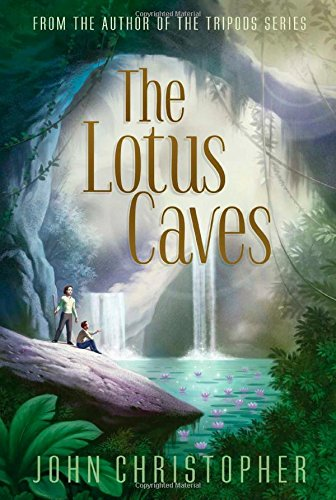 The Lotus Caves from Aladdin Paperbacks