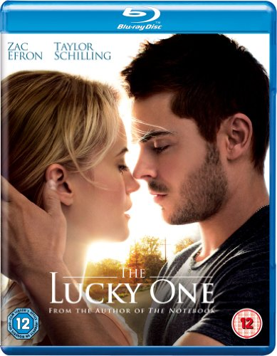 The Lucky One [Blu-ray] [2012] [Region Free] from Warner Home Video