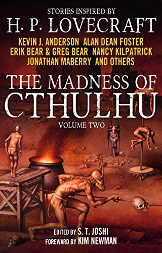 The Madness of Cthulhu Anthology (Volume Two): 2 from Titan Books Ltd