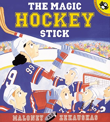The Magic Hockey Stick (Picture Puffin Books (Paperback)) from Puffin Books
