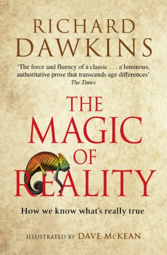 The Magic of Reality: How we know what's really true from imusti
