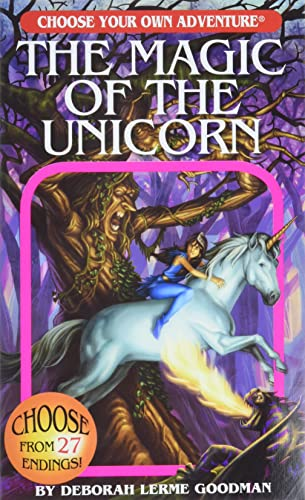 The Magic of the Unicorn (Choose Your Own Adventures - Revised) from Chooseco