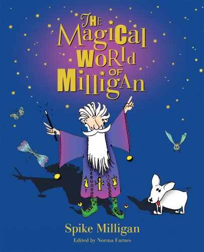 The Magical World of Milligan from Virgin Books