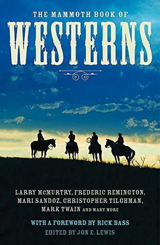 The Mammoth Book of Westerns (Mammoth Books) from Robinson