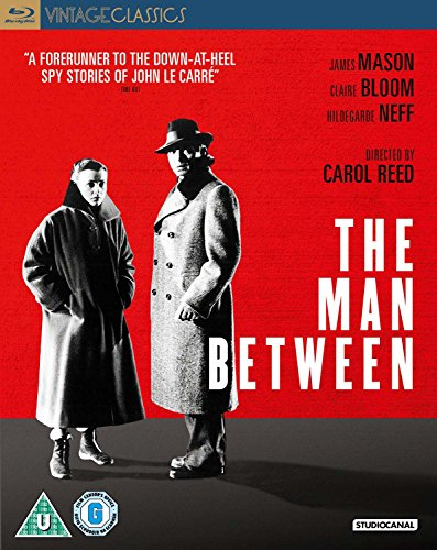 The Man Between (Digitally Restored) [Blu-ray] [2016] from Studiocanal