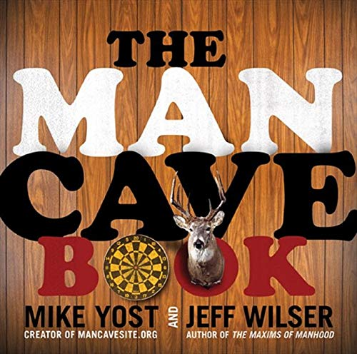 The Man Cave Book from Harper Perennial