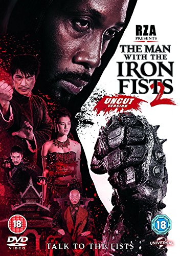 The Man With The Iron Fists 2 [DVD] [2014] from Universal Pictures