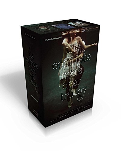 The Mara Dyer Trilogy: The Unbecoming of Mara Dyer; The Evolution of Mara Dyer; The Retribution of Mara Dyer from Simon & Schuster Books for Young Readers