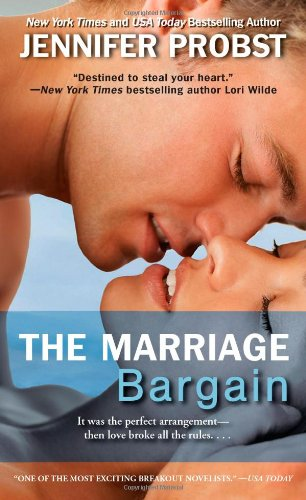 The Marriage Bargain (Marriage to a Billionaire) from Simon & Schuster