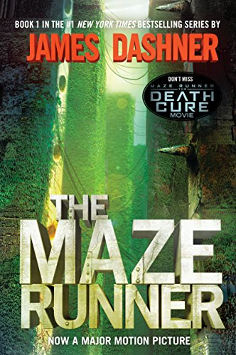 The Maze Runner (Maze Runner, Book One) (Maze Runner Trilogy) from Delacorte Press