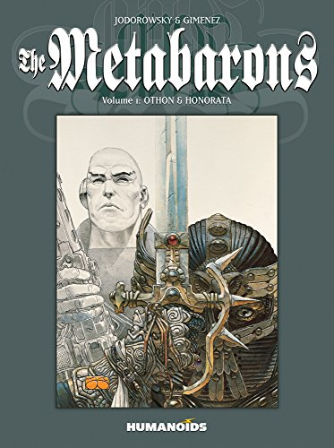 Metabarons - Volume 1: Othon & Honorata, The from Humanoids