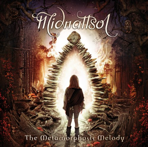 The Metamorphosis Melody from NAPALM RECORDS