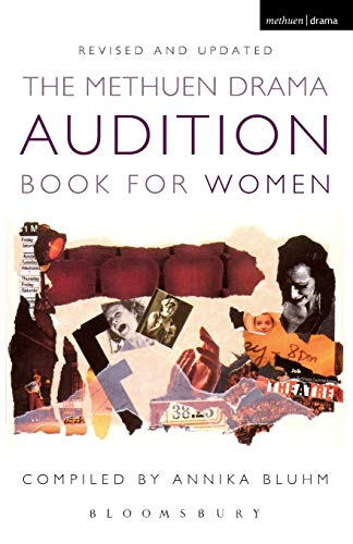 The Methuen Drama Audition Book for Women (Audition Speeches) from Bloomsbury 3PL