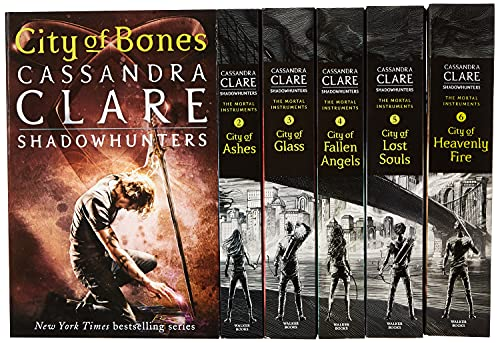 The Mortal Instruments from Walker Books