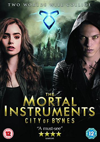 The Mortal Instruments: City of Bones [DVD] from Entertainment One